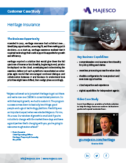 Heritage Insurance Case Study