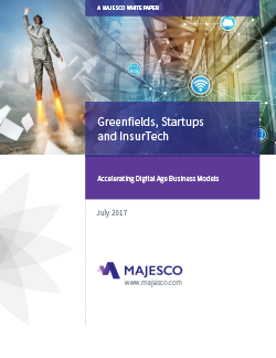 Cover Greenfields Startups and InsureTech