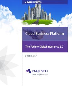 Cover Cloud Business Platform