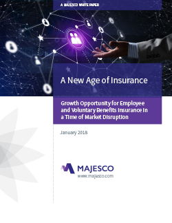 Cover A New Age of Insurance