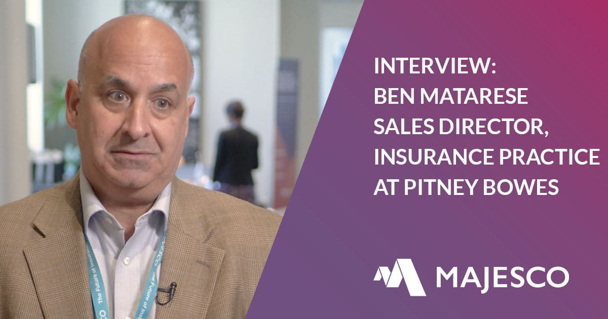 Interview Pitney Bowes